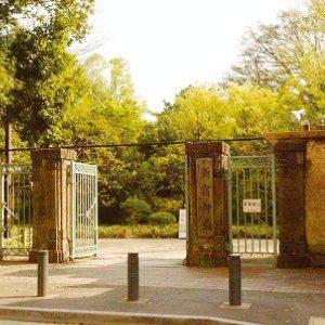 新宿御苑前