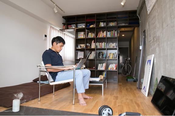 Hondana-room