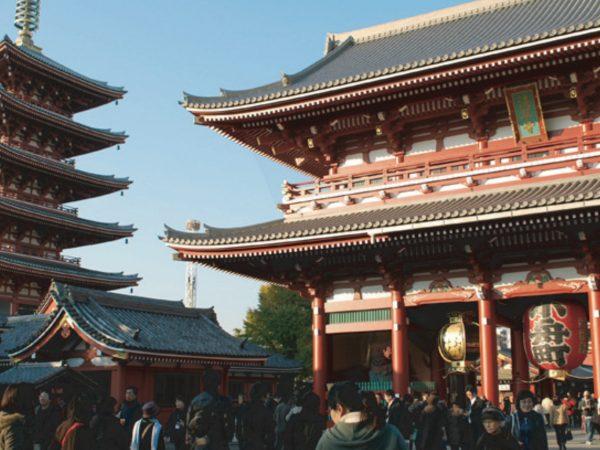 歴史と文化と祭りが人を惹きつける、東京の代表的な下町『浅草』