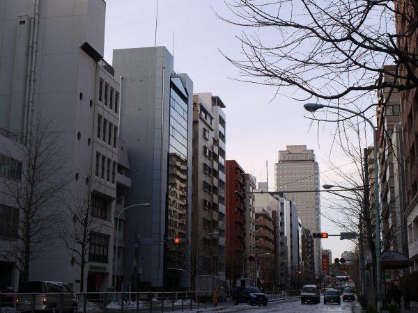 落ちつきのある文教のまち「江戸川橋」