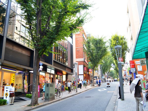 由緒正しき伝統が残るステータスタウン『神楽坂』