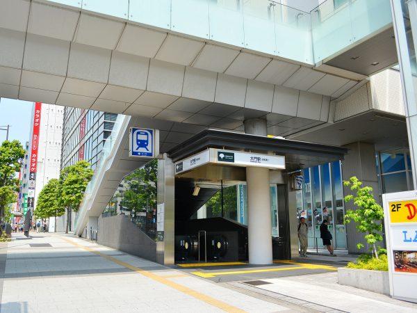 東京のさまざまな要素が詰め込まれた万能タウン「大門」