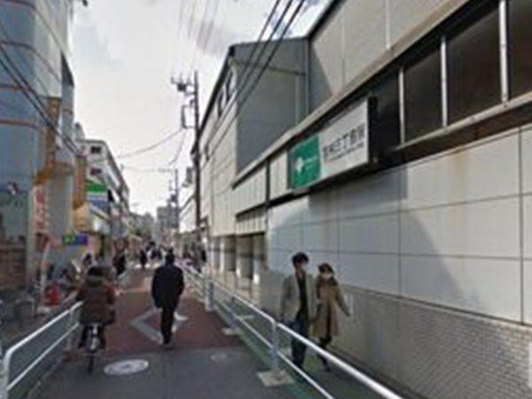 買い物・生活施設がバランス良く揃った街 「志村三丁目」
