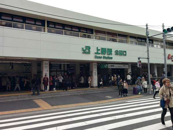 多様な楽しみ方を享受できる街「上野」