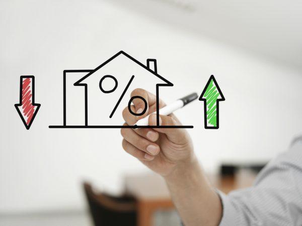 不動産投資のための金利の相場はどのくらいか
