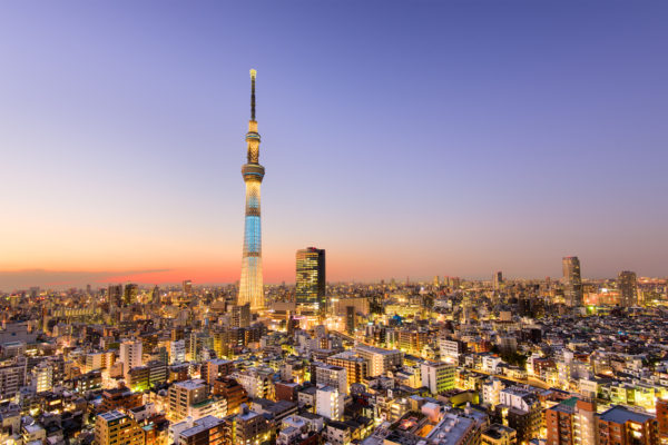 東京都内の下町、その投資価値を考える