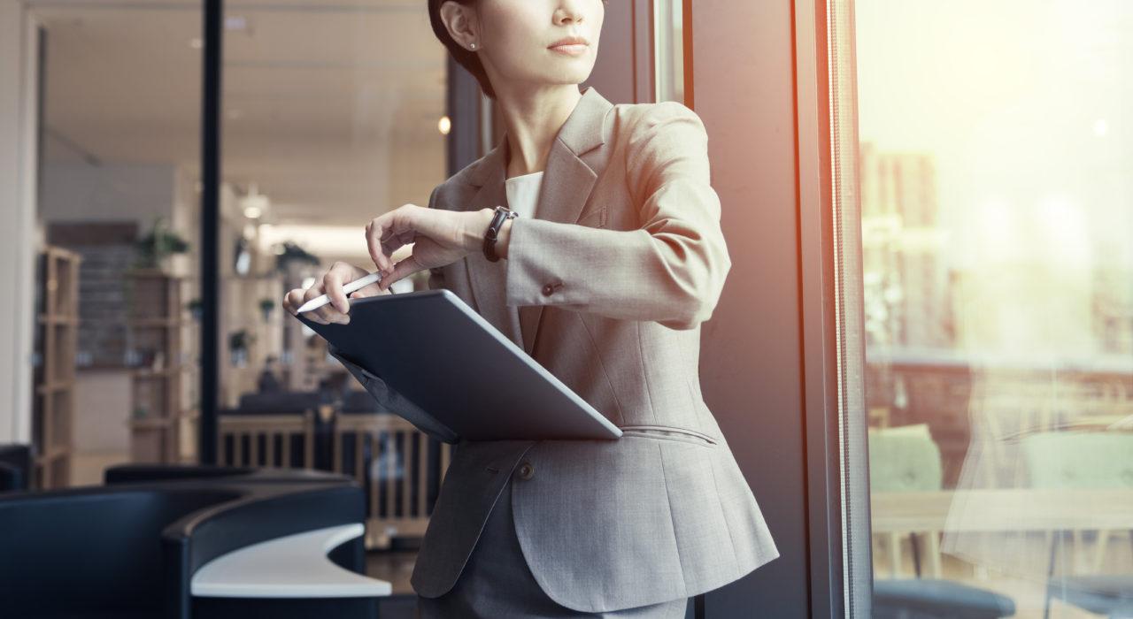 女性の賃金アップ