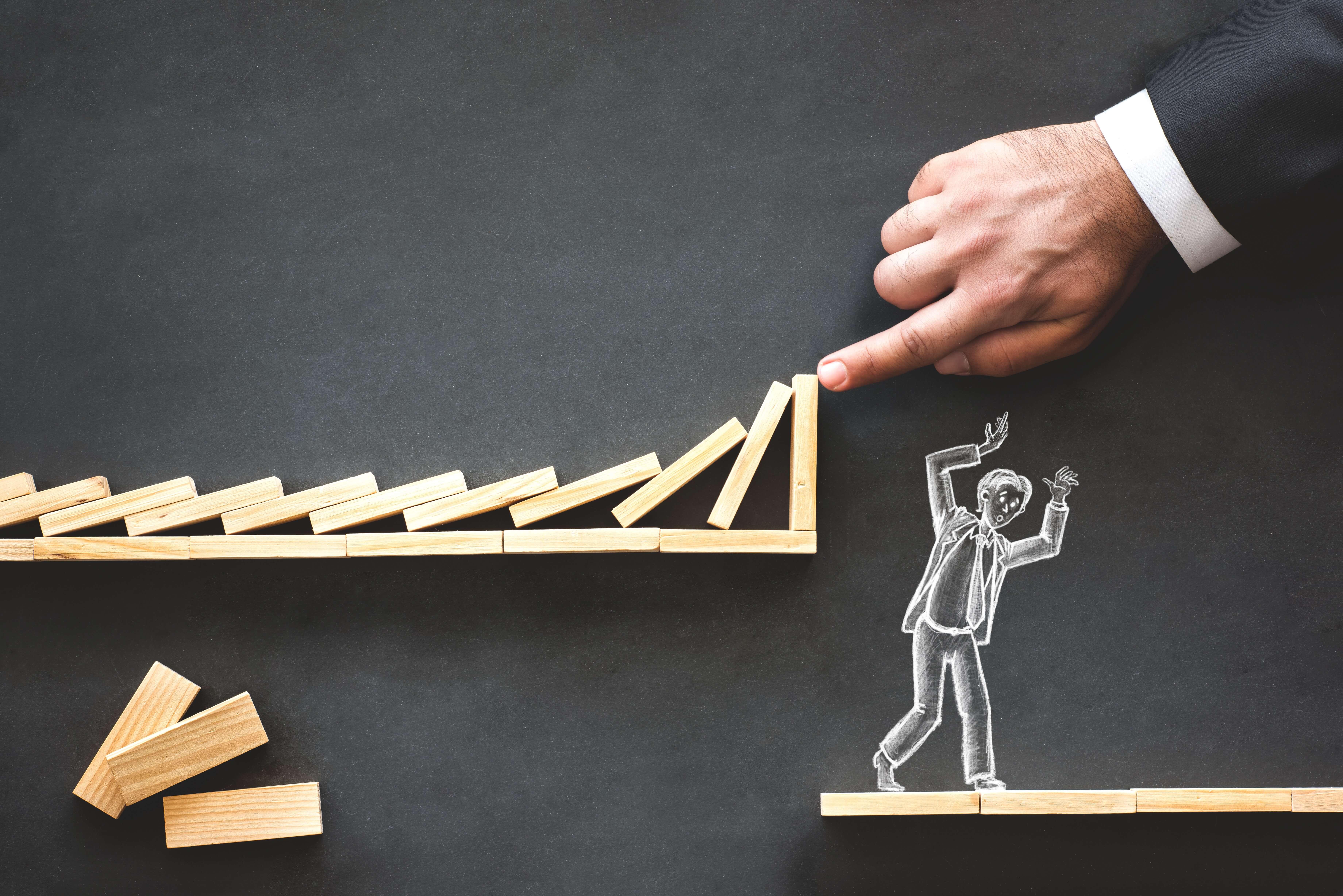 不動産の副業、ありがちな失敗とその防ぎ方