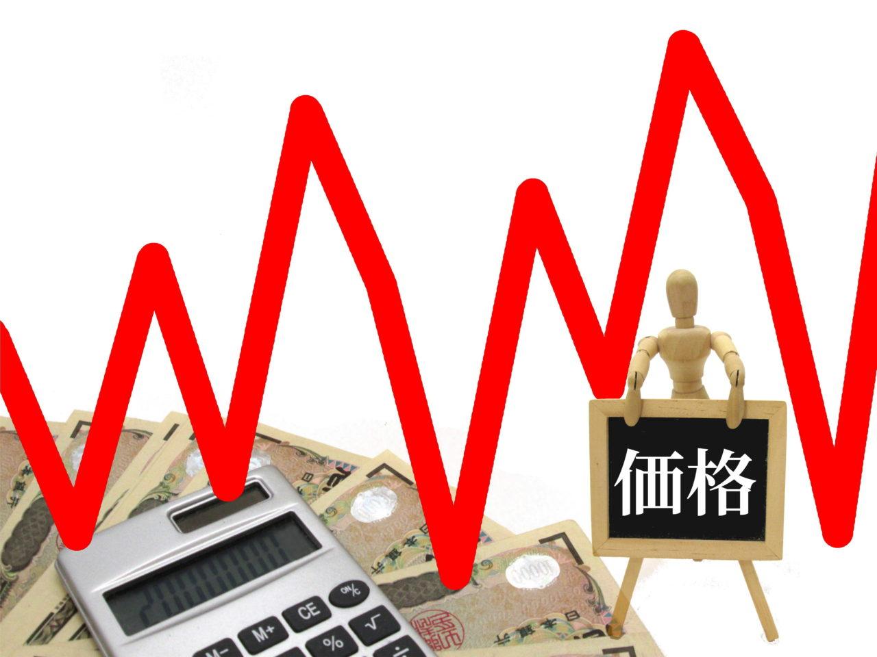 価格下落予測に右往左往しない!マンション価格の推移はこうなっている